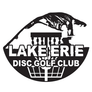 Lake Erie Disc Golf Club logo