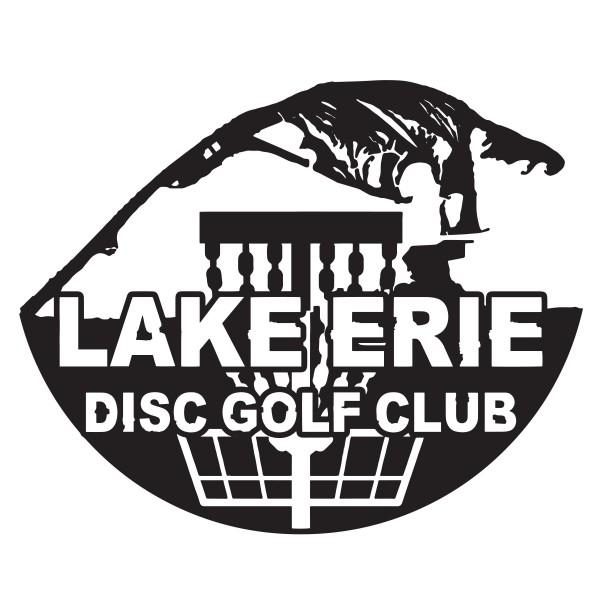 Lake Erie Disc Golf Club logo