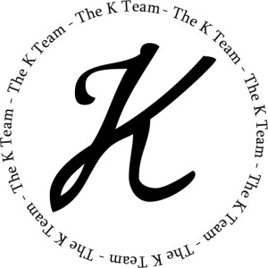 The K Team logo