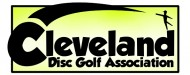 Cleveland Disc Golf Association logo