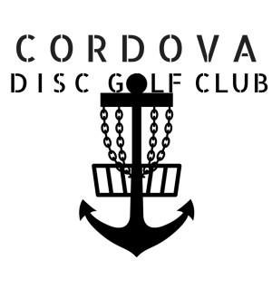 Cordova Disc Golf Club logo