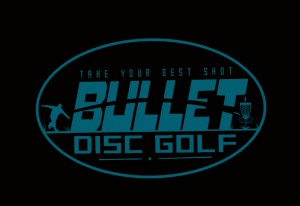 Bullet Disc Golf logo