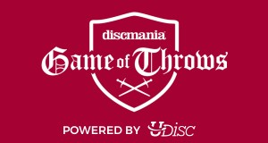 Discmania Game of Throws: Battle of Troy logo