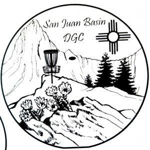 SAN JUAN BASIN DISC GOLF CLUB 2 logo