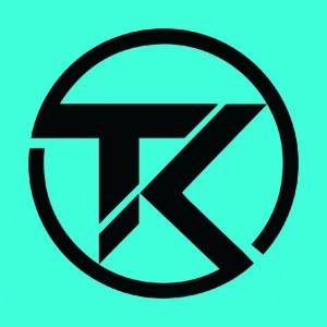TK Disc Golf logo