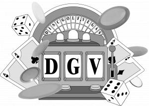 Disc Golf Vegas logo