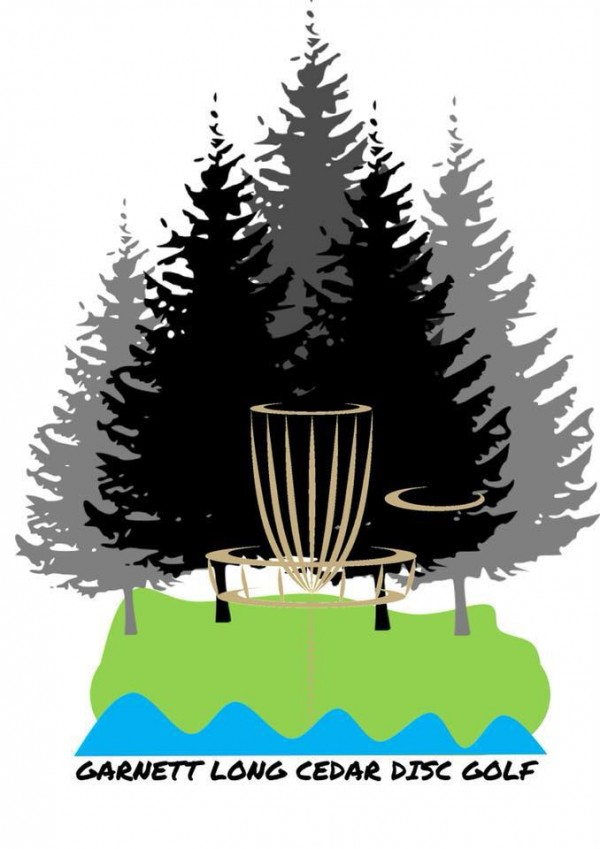 Long Cedar Disc Golf Club logo