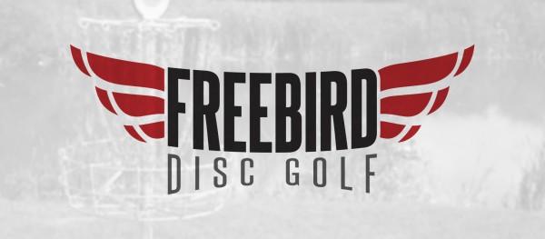 FreeBird Disc Golf Club logo