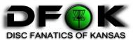 Disc Fanatics of Kansas logo