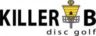 killer b disc golf logo
