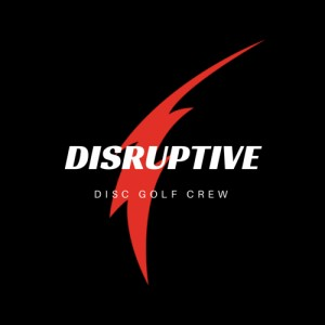 Disruptive Disc Golf Crew logo