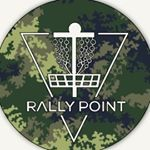 Rally Point Disc Golf logo