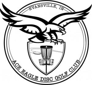 Ace Eagle Disc Golf logo
