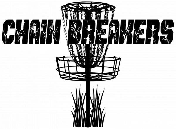 Chain Breakers Jr. Disc Golf Club logo