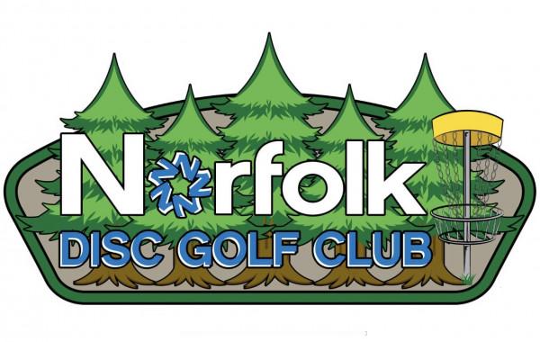 Norfolk Disc Golf Club- TD Jesie Kohl logo