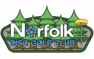 Norfolk Disc Golf Club- TD Jesie Kohl logo