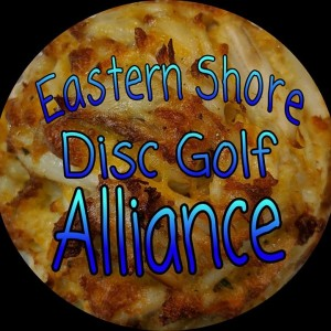 Eastern Shore Disc Golf Alliance logo
