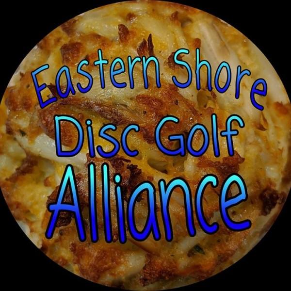 Eastern Shore Disc Golf Alliance logo