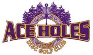 UWSP Disc Golf Club logo
