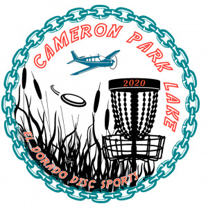 Cameron Park Disc Golf Club - El Dorado Disc Sports logo