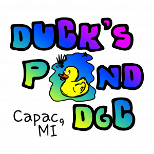 Ducks Pond DGC logo