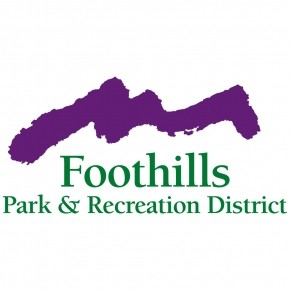 Foothills Parks and Recreation District logo