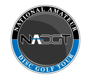 National Amateur Disc Golf Tour logo