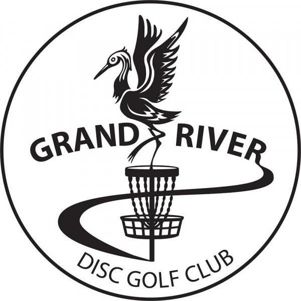 Grand River Disc Golf logo