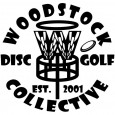Woodstock Disc Golf Collective logo
