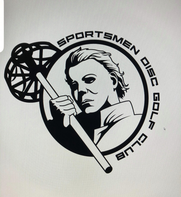 Sportsmen's Disc Golf Club logo