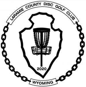 Laramie County Disc Golf Club- Cheyenne logo