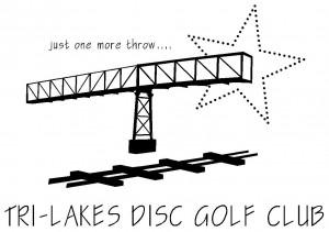 Tri-Lakes Disc Golf Club logo
