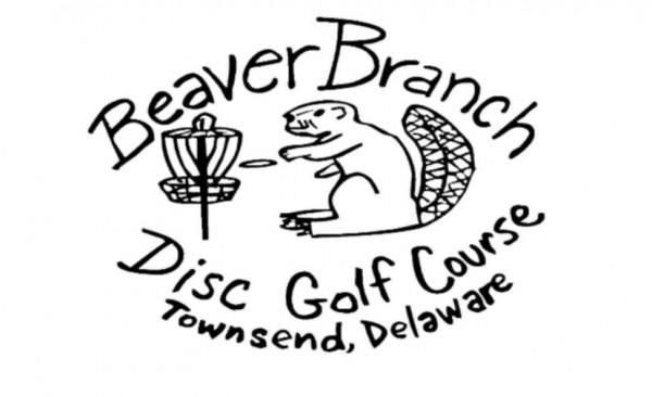 Beaver Branch Disc Golf Club logo