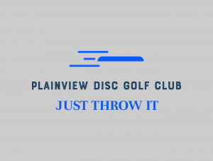 Plainview Disc Golf Club logo