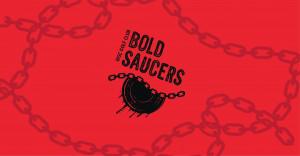 Bold Saucers logo