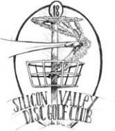 Silicon Valley Disc Golf Club logo