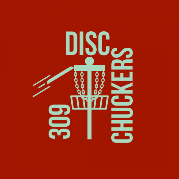 309 Disc Chuckers logo