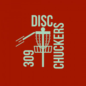 309 Disc Chuckers logo