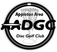 Appleton Area Disc Golf Club logo