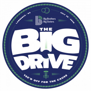 Kansas Big Brothers Big Sisters serving Douglas County logo
