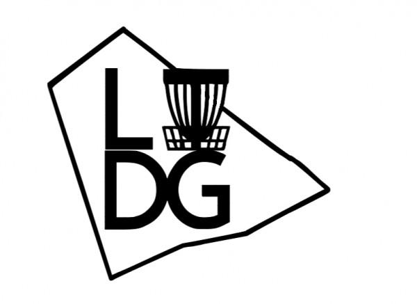 Lebanon Valley Disc Golf logo