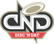 Disc 'n Dat logo