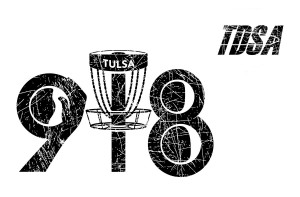 TDSA - Tulsa Disc Sports Association logo