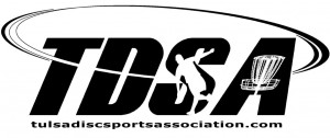 TDSA - Tulsa Disc Sports Association logo