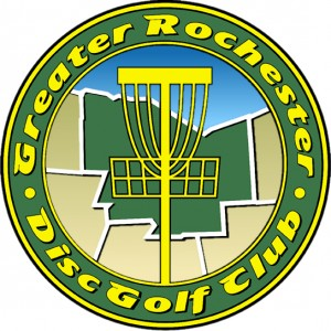 Greater Rochester Disc Golf Club logo