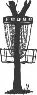Fayette Disc Golf Club logo