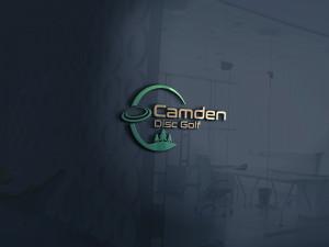 Camden Disc Golf Club logo