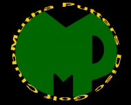 The Mutha Putters logo