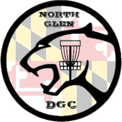 North Glen Disc Golf Club logo