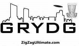 Grand Rapids Youth Disc Golf logo